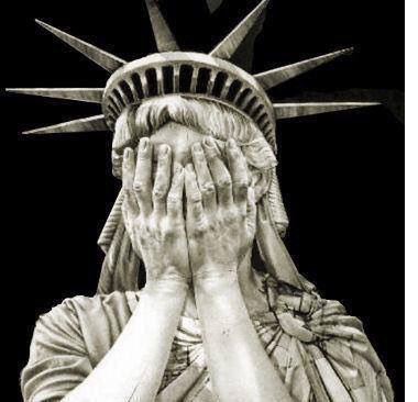 🤡 didn't kill America. He did shoot her though, on 5th Ave. And, still nobody is able to come to her aid; So, currently America lies in a coma. 😞