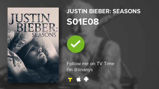 I've just watched episode S01E08 of Justin Bieber: S...! #justinbieberseasons  #tvtime