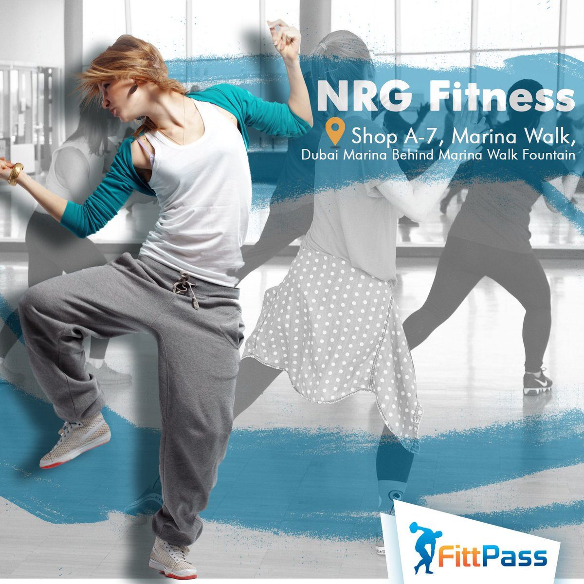 Looking for a boutique studio that will help you find the fun in movement? Then check out NRG Fitness in Dubai Marina! Buy a pass and save up to 18% only on http://FittPass.com  => https://bit.ly/2vKKSAj   #NRGFitness #DubaiFit #DubaiFitFam #DubaiMarina