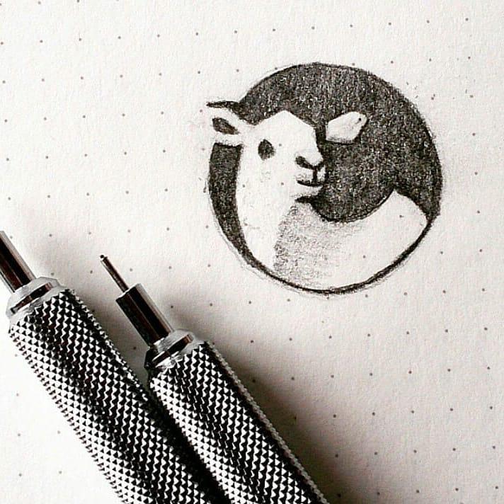 Lamb .⠀ Follow: @logomakers_hq   By: stevan_rodic  #logoplace #logolearn #branding #design #domestic #designer #gridding #graphicdesign #skecth #designlife #adobe #logo #creativity #creativelifestyle #lamb #logotype #graphicdesigner #logosai #logomakers_hq #illustratorpic.twitter.com/uZZmoGrnw2