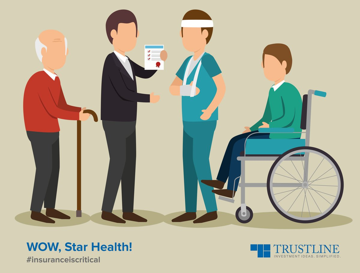 Star Health has a new insurance policy to cover all outpatient consultation. #insuranceiscritical https://www.trustline.in/insurance