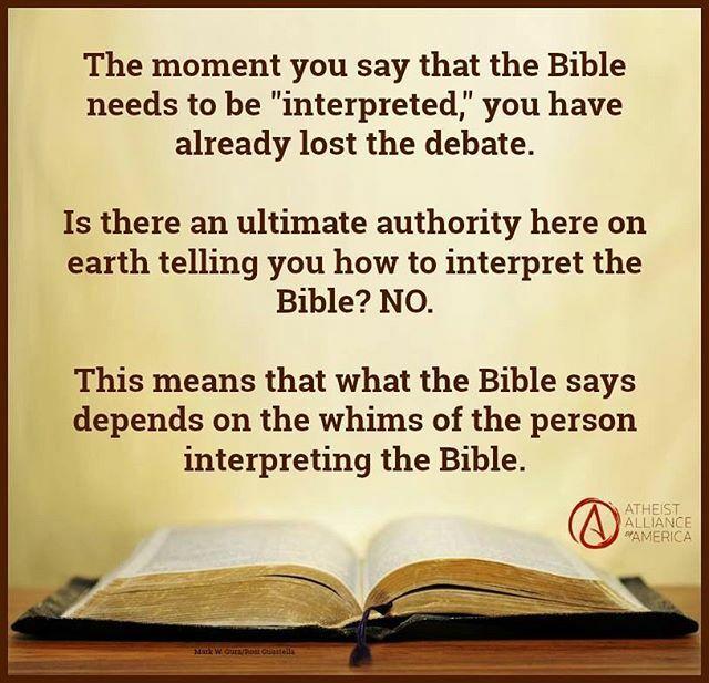 #atheist #god #religion #bible #faith #church #atheism #noreligion #religionfree #antireligion #freedomfromreligion  #goodwithoutgod #nogod #godless #heathen #nonbeliever #skeptic #secular #humanist #freethinker #think #logic #reason #prayer #sin #atheis…