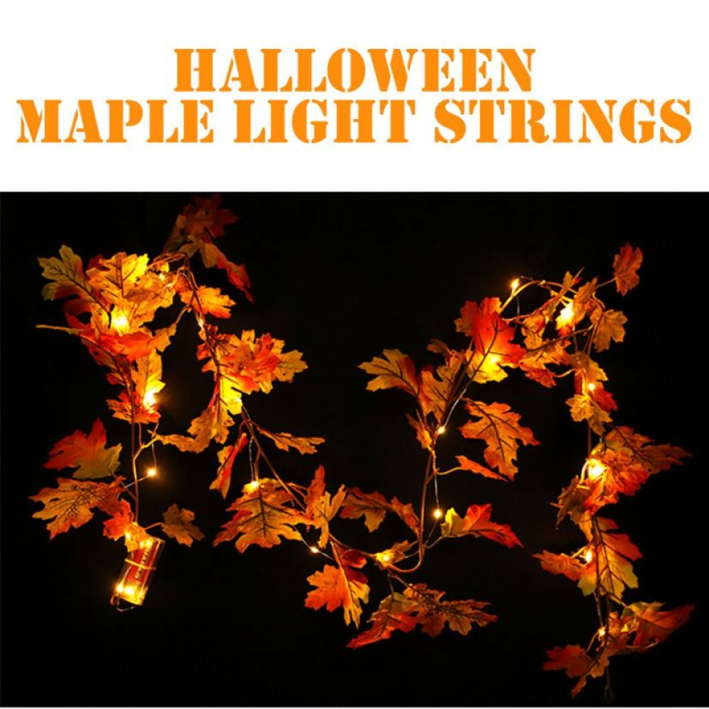 Halloween LED light string 1.5M LED Lighted Fall Autumn Pumpkin Maple Leaves Garland Thanksgiving Decor Dropshipping 18aug13 http://www.bargains40000product.com/halloween-led-light-string-1-5m-led-lighted-fall-autumn-pumpkin-maple-leaves-garland-thanksgiving-decor-dropshipping-18aug13/ … #fashion|#tech|#home|#lifestylepic.twitter.com/GySmkymMfp