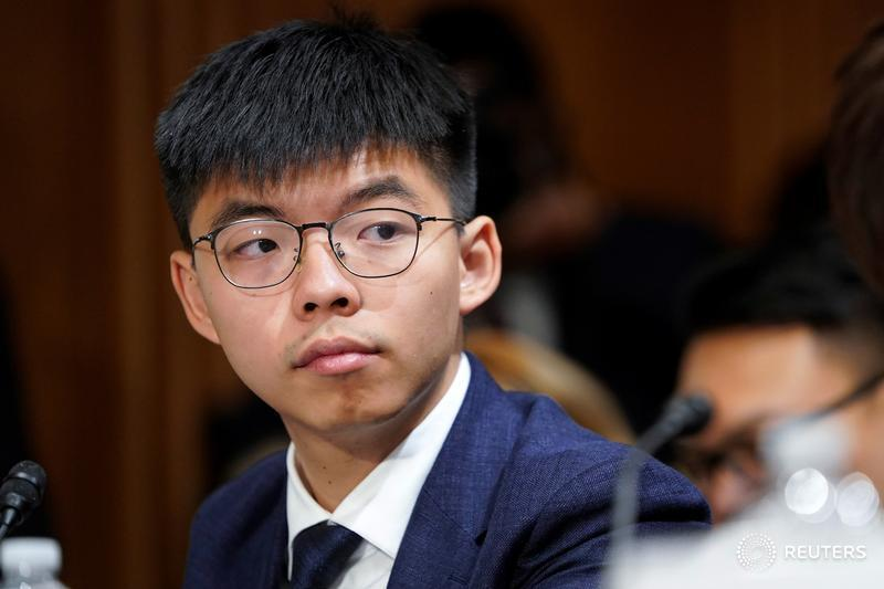"Joshua Wong was imprisoned last year for organising protests in 2014. In his new book ""Unfree Speech"", he makes a convincing case that China's tightening grip on the financial hub is part of a broader threat to global democracy. @sharonlamhk https://bit.ly/2SLZfNE"