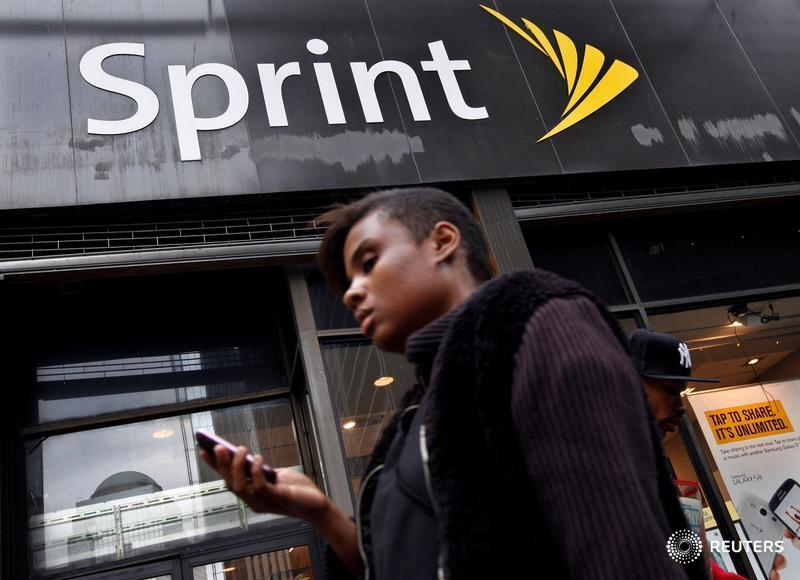 SoftBank Group, which controls Sprint, is taking a modest hit to clinch the $120 billion merger with rival cellphone outfit T-Mobile US. The latter could have pushed harder, but that might have put the long-awaited deal at risk. @jennifersaba https://bit.ly/2PbPS7P