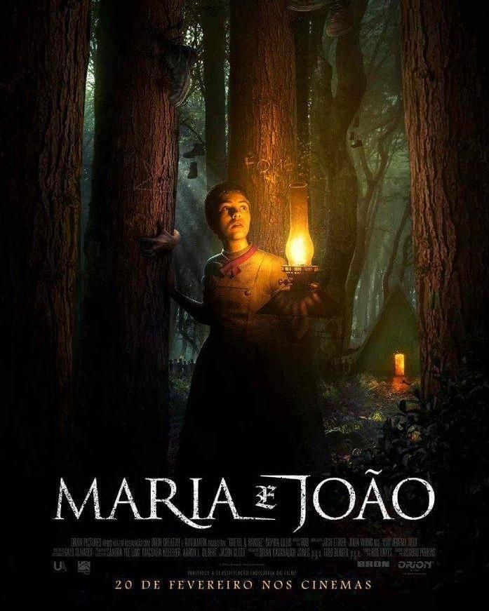 Hoje estreou o filme 'Maria e João : O Conto das Bruxas' essa é a versão terror da história de João e Maria , o filme teve um orçamento de apenas 5 milhões.  #mariaejoaocontodasbruxas  #imagemfilmes  #filmes2020  #filmesdeterrorpic.twitter.com/BD3GmAbzv7