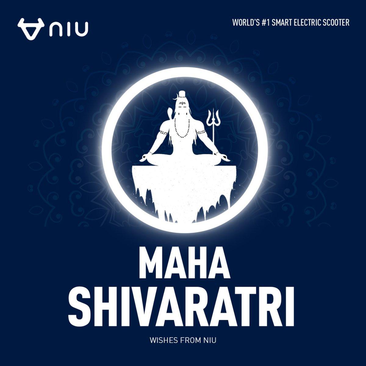 Om Namah Shivaya! Happy Maha Shivaratri! . . . . . #UnlockYourCity #NiuCrew #ANiuWayForward #NiuMobility #love #Electric #Scooterlife #ExploreNepal #Kathmandu #Nepal #EVNepal #UnlockNepal #NiuRiders #Nepaltraveller #NiuGeneration #Climatechange #CleanAirNow  #GreenWarriors