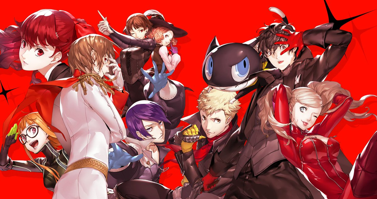 In the newest #P5R trailer from @Atlus_West Morgana and Kasumi have some teaching to do! Excited for this update? Here's 3 things we're looking forward to: 1. 4K on #PS4Pro! 2. Gymnastics Girl! 3. Grappling hooks!  #Persona Vid: https://www.rpgfan.com/news/2020/10163.html…pic.twitter.com/vbWa3r2e6N