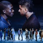 Image for the Tweet beginning: Broadway's New 'West Side Story'