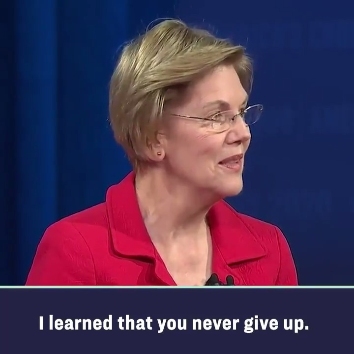 You never give up on someone else, because that's what being a teacher is all about. #CNNTownHall