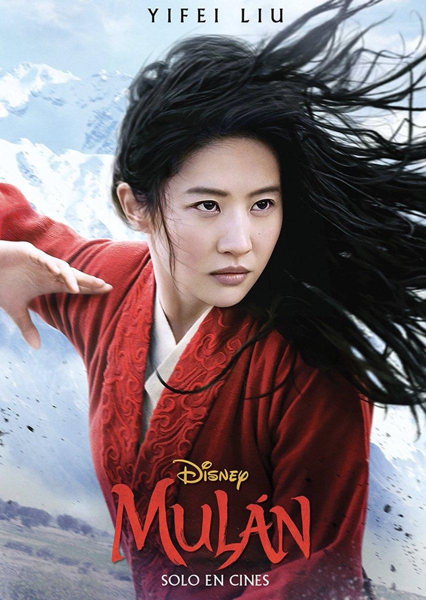 Tenemos nuevos posters de #Mulan en lo personal muero por ver que tal resultará este #liveaction pic.twitter.com/dQ2HjHGPCy