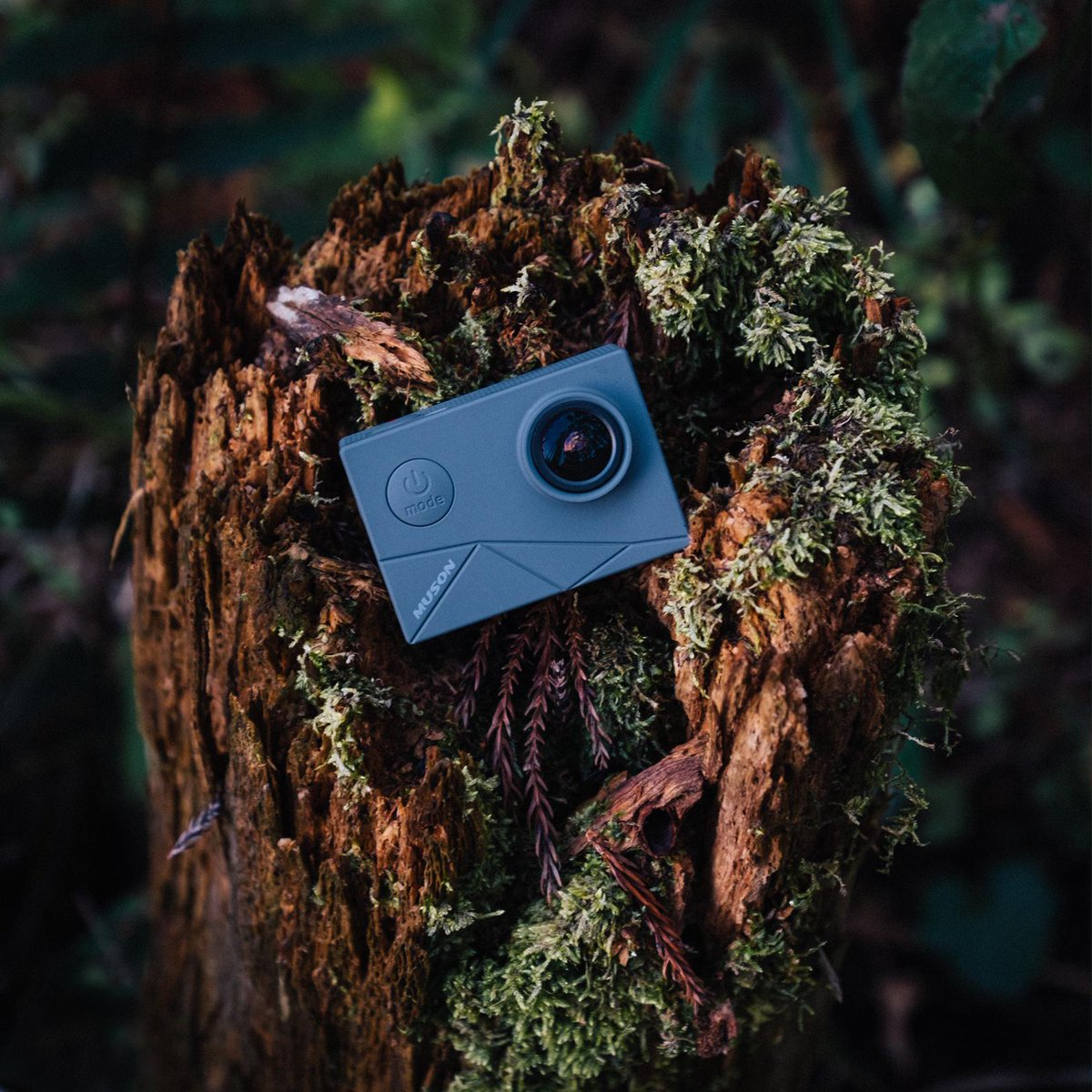 新品アクションカメラ #MAX1 が正式に登場しますよ👏 かわいいや〜ん🤣💞 SONYセンサー搭載、1200万画素📸 ご自身も気にいる画質ですのでおすすめ🙈 皆さん、今日も良い一日を️☺️  製品️  #アクションカメラ #新品
