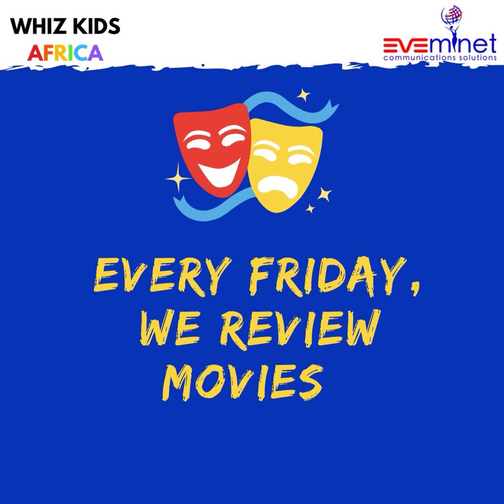 Most families have movie nights on Fridays and Saturday and on this platform, we will be reviewing movies. Now you can get to know what movies are trending and whether it suits to watch with your family #moviereview #digitalLiteracy #technologyrocks #onlinesecurity #industykidspic.twitter.com/9zqwfSolOc