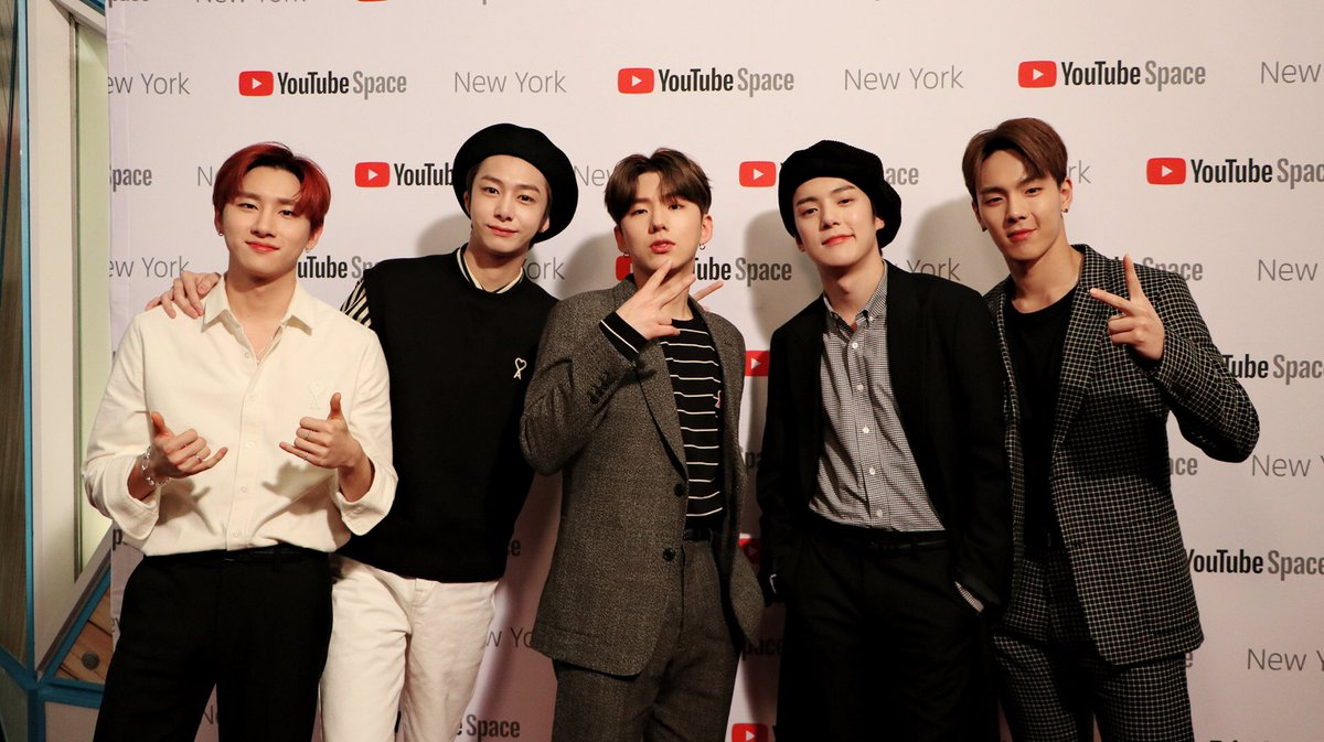 """2020.02.20 THU """"ALL ABOUT LUV"""" #MONSTAX  in USA   Music Night ft. Monsta X Youtube Space @Youtube  Natalie Morin @nbmorin  #ALLABOUTLUV   #MONSTA_X #몬스타엑스<br>http://pic.twitter.com/9d7JNEPMST"""