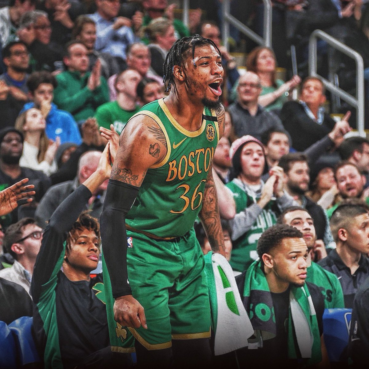 The #NBAAllStar break is over and the #Celtics are back tomorrow night.   The C's are coming off a 141-133 victory over the Clippers.   Celtics and Timberwolves do battle Friday night at 8pm. #BleedGreen☘️