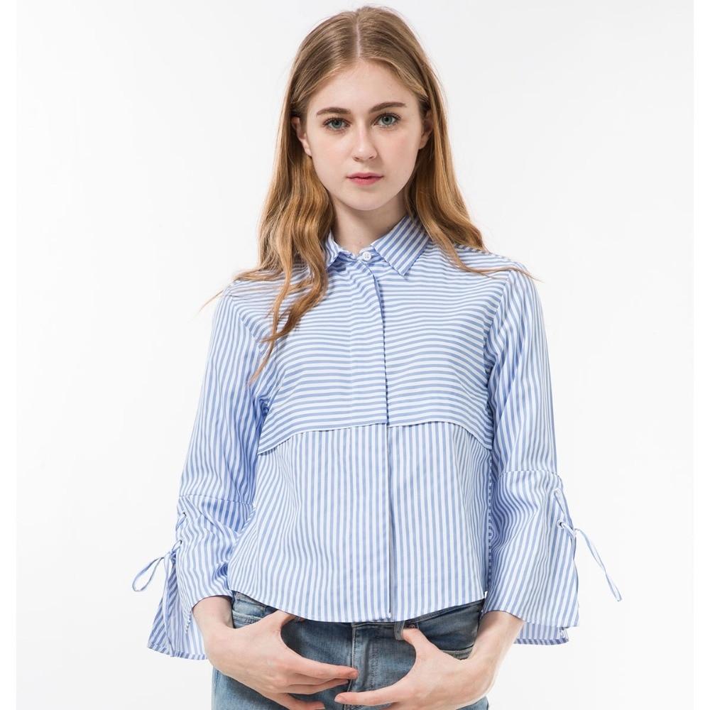 #igers #tagsforlikes Women's Elegant Striped Shirt