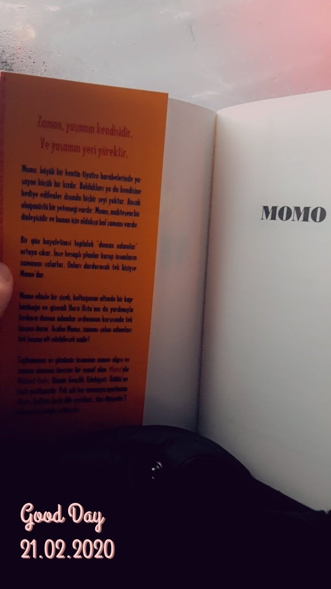 #momo#michaelende#zamanhırsızları#başlayalım pic.twitter.com/t2KMuGPFmE