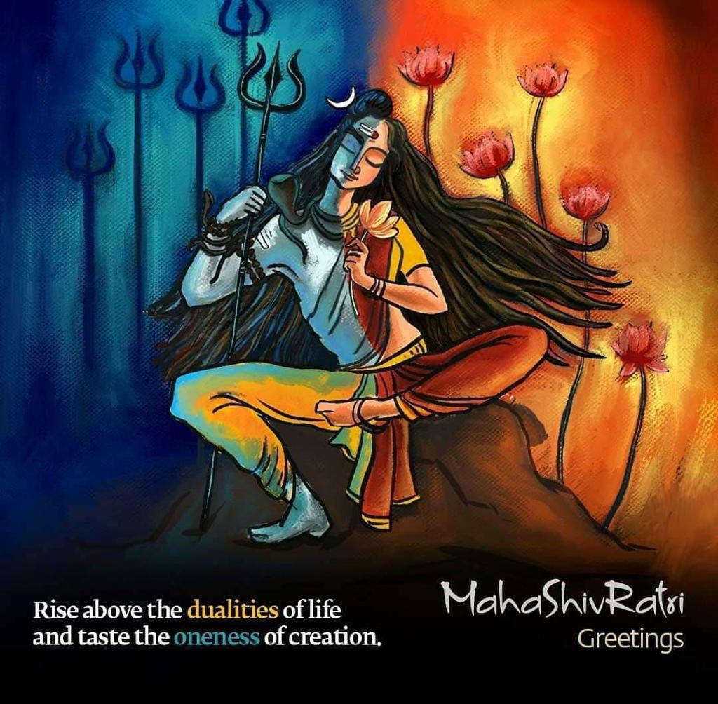 Happy MahaShivratri #peace #happiness #bholenath love 💕