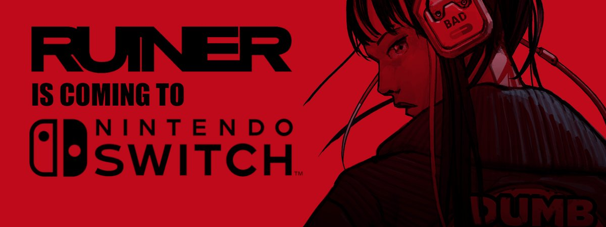 Ruiner Is Bringing Wild Top-Down Action To Switch Soon - GameSpot