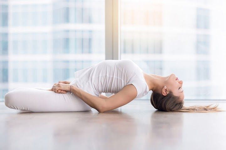Practicing Yoga helps develop the body and mind. Relief from anxiety and stress is now only a yoga technique away. For stress free life, download trackyoga https://buff.ly/2Mk7LAt . . . . . . #trackyoga #reduce #happylives #yogapractice #yogaroutine #nostress #noanxiety pic.twitter.com/qsNrtVFfvM