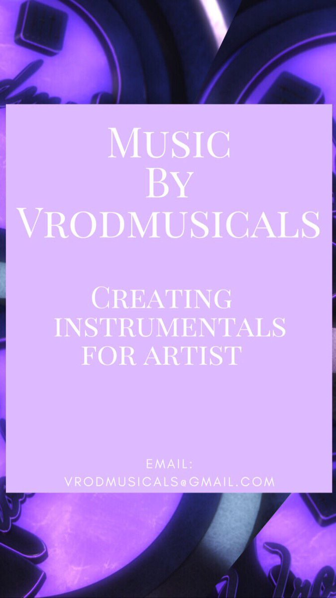 Who needs music? Email for info. #musicforartists #singers #rappers #producers #tv #radio #dj #music #instrumentals #music4life #email