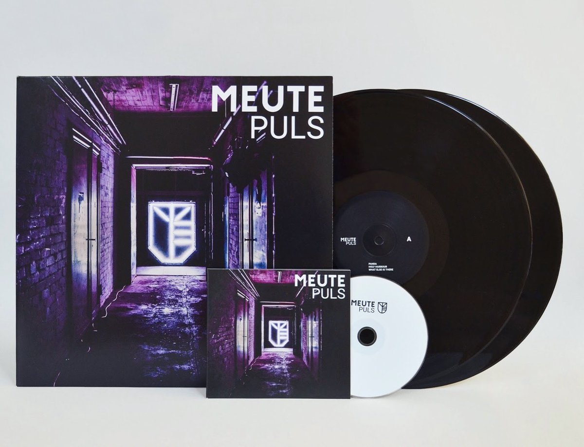 We are celebrating the release of our second studio album PULS  #meute #release #puls #pulstour2020 #Trentemøller #röyksopp #deadmau5 #borisbrejcha #kölsch #livetechnopic.twitter.com/bUNoy8zfAZ