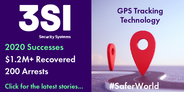 SPONSORED CONTENT: January 2020 @3SISecurity AMAZING results with $1.2+ million recovered  / 200 Arrests http://ow.ly/MBtw50yiPEk  CLICK on the Image on my website for the #Saferworld #GPS #innovation #leadership sample #banking / #retail results.pic.twitter.com/LskFC8WSLk