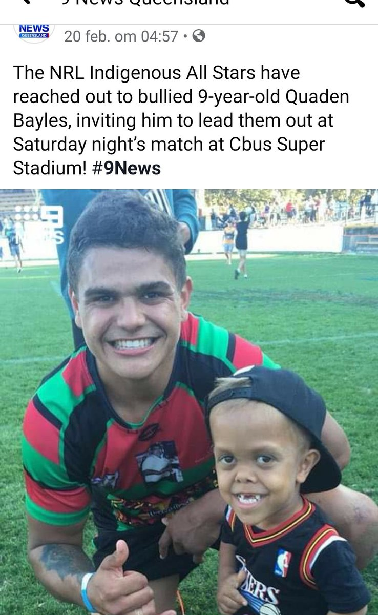 #cool #bullying #bully #bullied #bulliedkid #NRLAllStars 👍