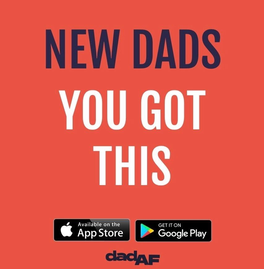 New Dads, You Got This - take a look at the Dad AF app and leave a comment ⠀ •⠀⠀ •⠀⠀ • #dad #dadaf #dadlife #newdad #newdads #dadcommunity #dadyougotthis #wearedadaf #children #toddler #baby #new #newparent #download #menshealth #mentalhealth #support #dadnetwork pic.twitter.com/C1SM3GTED0
