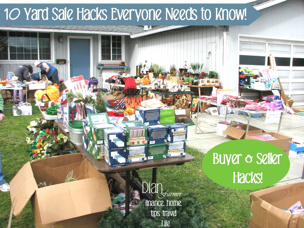 10 Yard Sale Hacks That Everyone Needs to Know!  http://bit.ly/2sTvb86  . . . . . #blog #blogpost #blogs #blogg #bloggerslife #lifestyle #lifestylebloggers #budgeting #budgetblogger #budgetliving #DianFarmer #life #finance #tips #ontheblog #lifestyleblog #lifestyleblogpic.twitter.com/KW4MlZNEDC