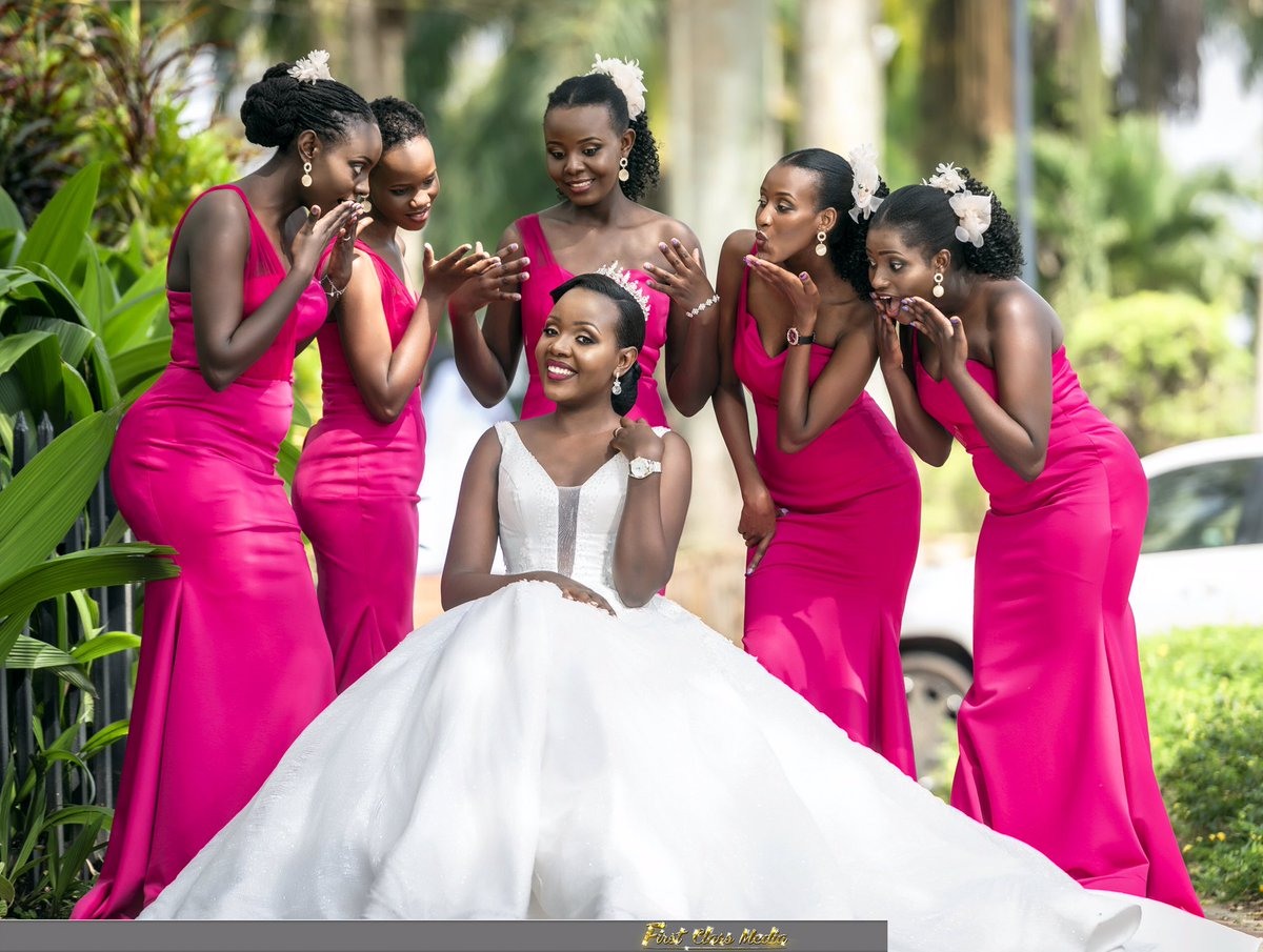 These bridemaids were 100% amazing  they showed much love to the bride making her to have a perfect smile she will never forget  while she was getting a shot   Lets make this for you on your events with us  Call 0705730287 Whatsapp: 0781554711 #firstclassmedia<br>http://pic.twitter.com/NNuBZm7b2f