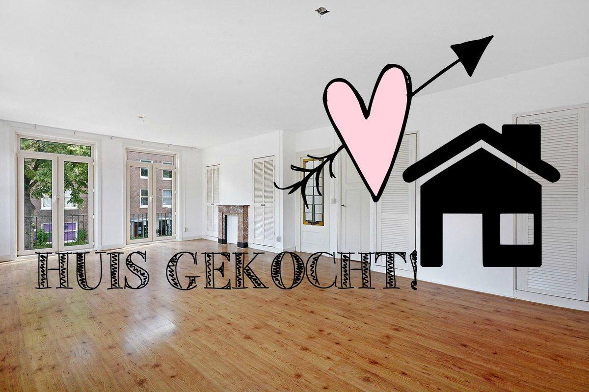 We hebben ons droomhuis in Amsterdam gekocht!. #fitnessbody #fitnessbody http://bit.ly/2wbE7rbpic.twitter.com/LqUB9gtXE5