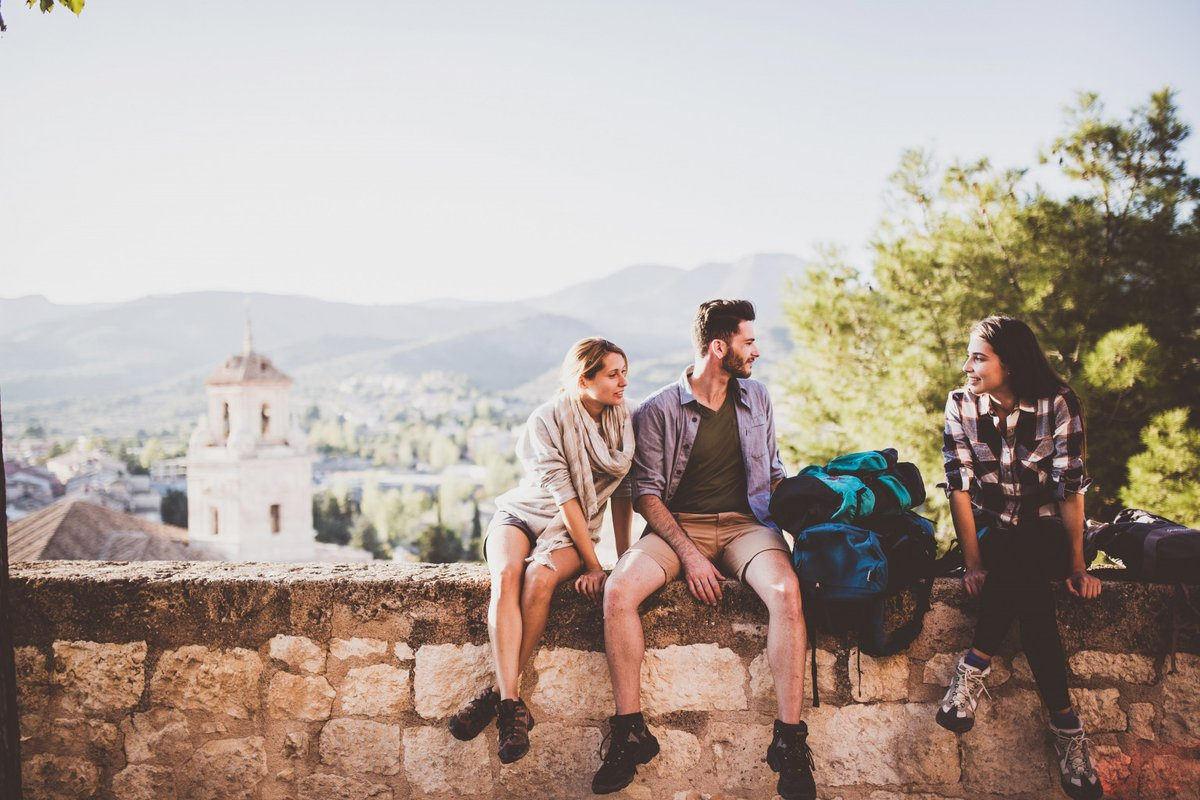 🙋 Do you visit #Caravaca?  🥾  Hiking, 🍃 nature and religion. 😍 Discover all the activities you can do in this place in the #regionofMurcia.  ✅   #CaminodelaCruz #TheCrossWay #Travel #TravelMurcia #travelling #travelphotography #travelblog