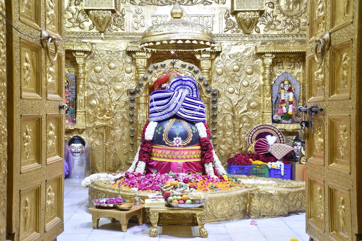 Devotees throng temples across Gujarat including that of first Jyotirlinga Somnath on Mahashivratri