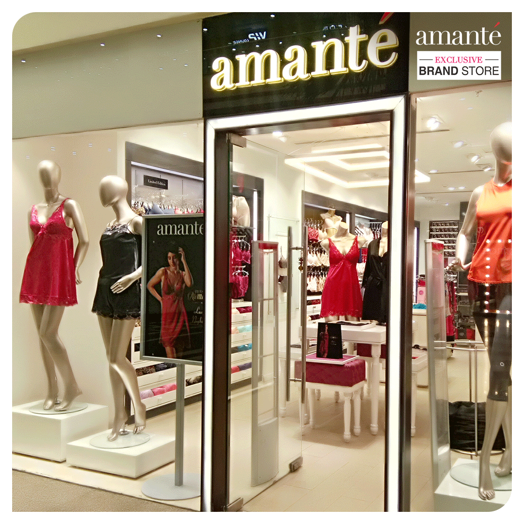 Get your fill of our latest #sleepwear collection. Luxuriously soft fabrics, intricate detailing & the rich color palette are a perfect addition to your closet.  Stop by your nearest amanté store to shop.  #amantéIndia #NewArrivals #Nightwear #Loungewear