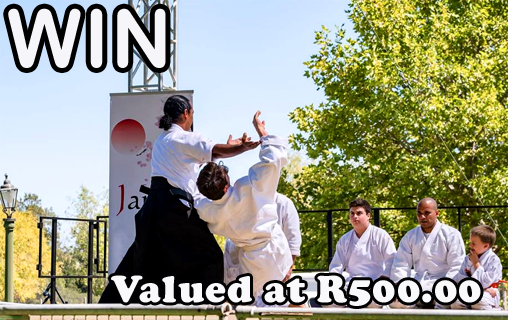 Retweet and tag a friend who you think should WIN 1 of 10 vouchers for one month free aikido for children valued at R500.00 each. Click   #prizes #win #smile #sharethelove