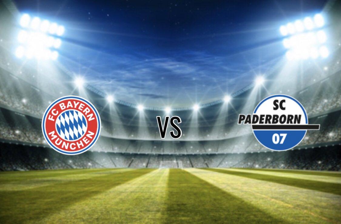 #dagensspilforslag - Bayern vs Paderborn - Under 14.0 hjørnespark - Odds 1.50 (Bet365) Find også 2 spiltips til dagens kampe på http://www.bettingbaaden.dk#bettingtips #betting #bettingexpert #oddset #odds #oddstips #oddsekspert #spilfiduser #spilforslag #spiltips #betdk #fodboldpic.twitter.com/438K3cZnKw