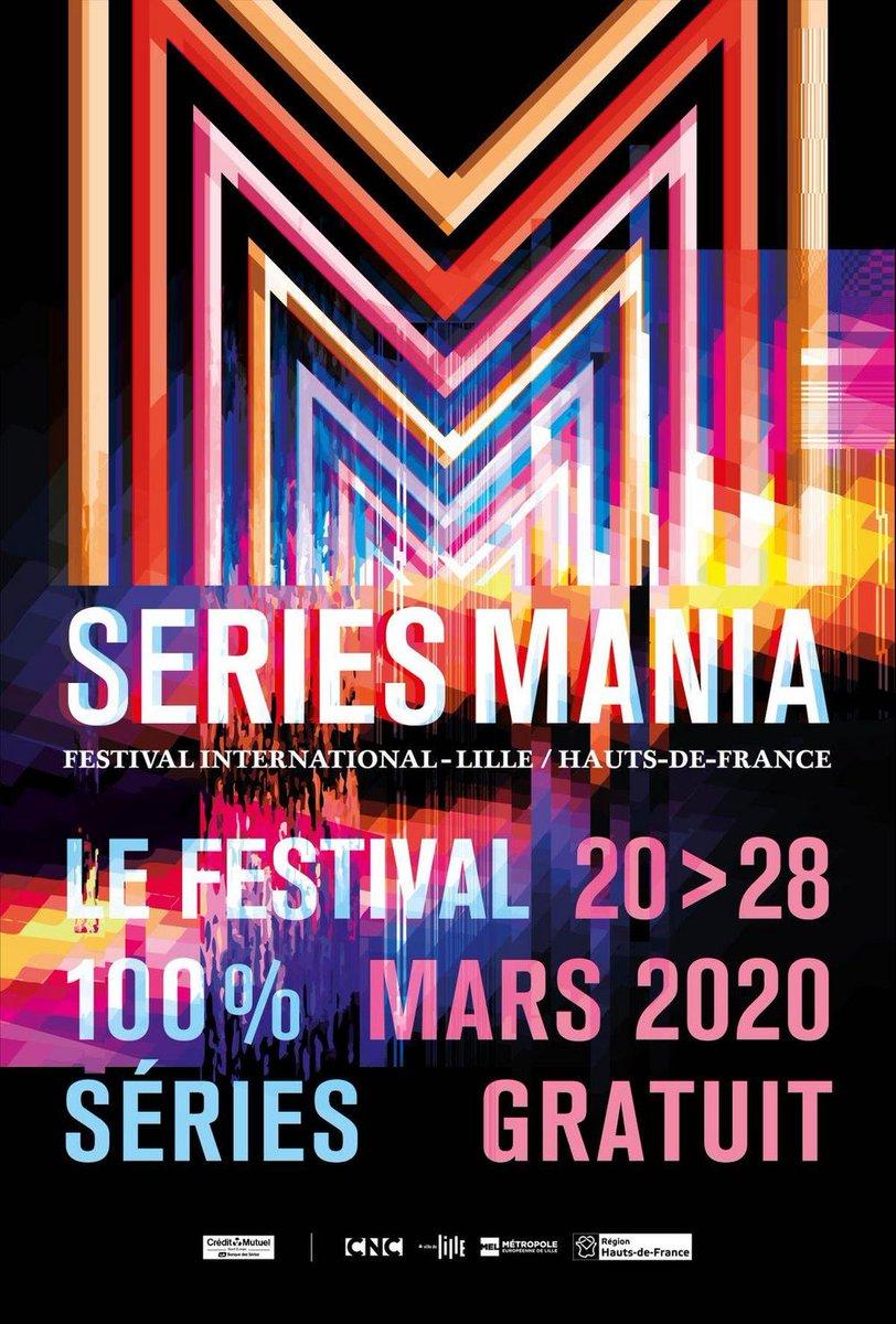 Il y a Cannes pour le cinéma, Annecy pour le film d'animation, Clermont-Ferrand pour les courts métrages… Côté séries, il y a désormais @lillefrance avec le @FestSeriesMania dont la 3e édition se tiendra du 20 au 28 mars 2020. https://bit.ly/32dYakM #SerieMania #Lillepic.twitter.com/4md7noMntv