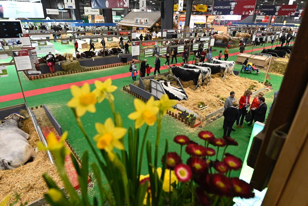 Image for the Tweet beginning: [J-1 #SIA2020] 👨🏻‍🌾 Le @Salondelagri