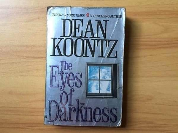 This book was published in 1981. Dean Koontz needs to answer some questions.