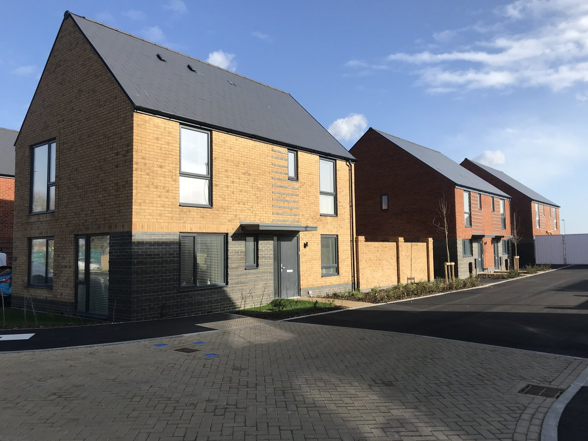 test Twitter Media - Fantastic #newhomes being developed by @WatesGroup at the Daedalus Village regeneration project. @HBS__Group are delivering #mechanical #electrical services for 200 #newhomes of which 80 are managed by @RadianHomes Read more about the @HomesEngland project https://t.co/PkmYv1vsy9 https://t.co/njUZMpFuDa