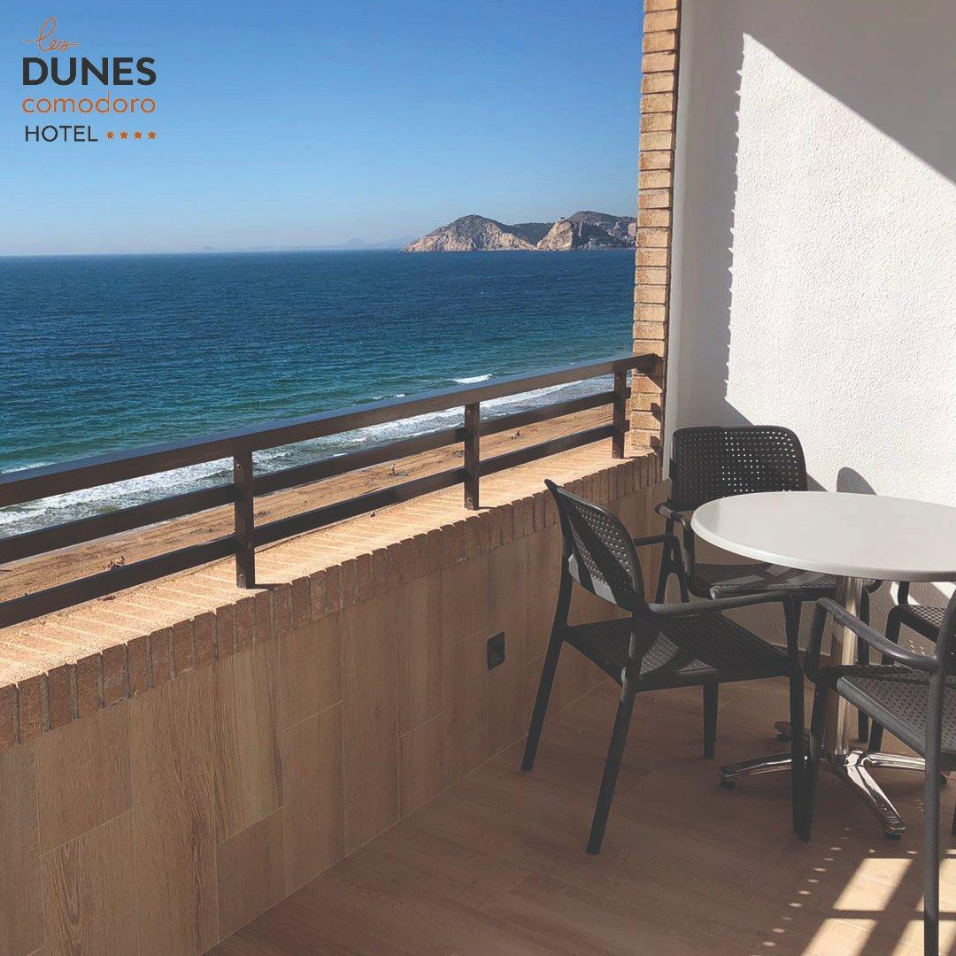 Todas y cada una de nuestras  habitaciones son frontales y tienen vistas al mar.  ¿Una escapadita?  #costablanca #hotel #photooftheday #travel #turismo #tourism #spain #instagood #comunidadvalenciana #beach #playa #beautiful #alicante #holidays #relax #benidorm #picoftheday #city