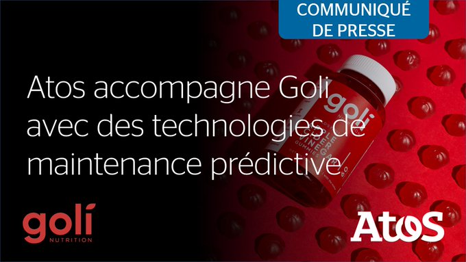 📣 Atos accompagne la croissance de @GoliGummy avec des technologies de...