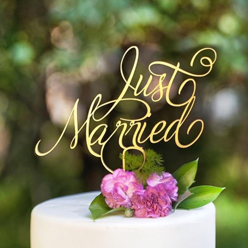 Check out this product 😍 'Just Married' Wedding Cake Topper in Wood 😍  by weddingniknaks   Shop now Sale On 👉👉   #wedding #weddings2020 #weddingshop
