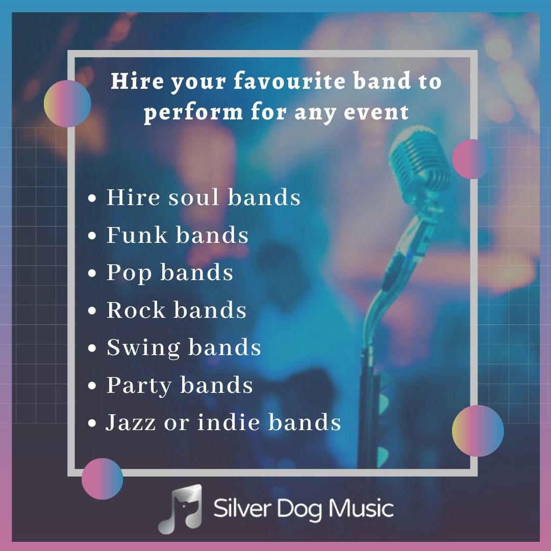 Hire your favourite band to perform for any event.  Inquiry Now:  #Music #Event #Band #Musicband #Wedding #Musicbands