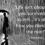 Image for the Tweet beginning: #Life #Storm #Dance #Rain #VirtuallyYours