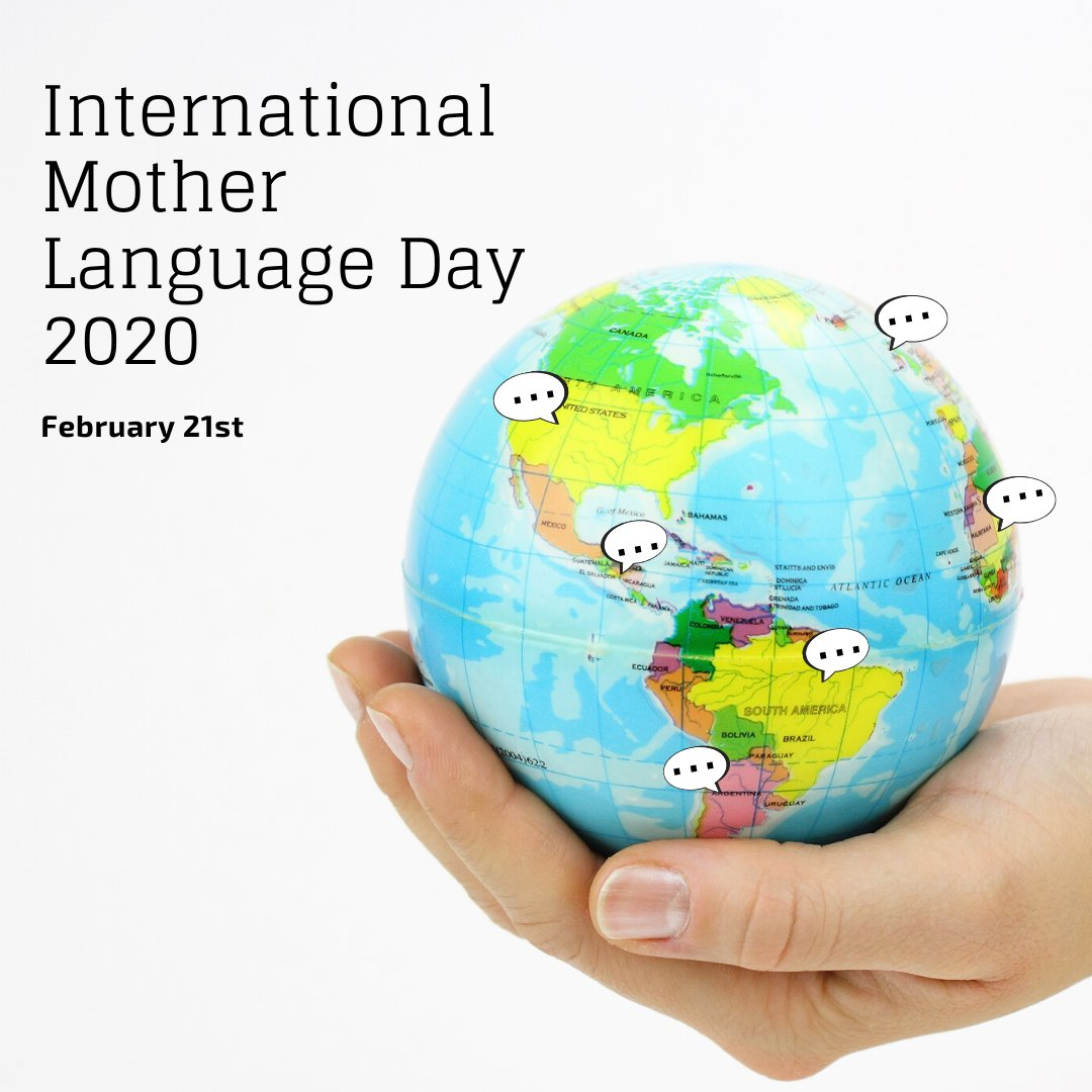 Happy International Mother Language Day! Head to our Blog to read why @UNESCO chose 21Feb to celebrate mother languages and find out 3 fun ways to embrace your mother tongue with Mother Tongues! Spoiler alert: one of them is the #MTFest2020! #internationalmotherlanguageday2020pic.twitter.com/P83SOVwhQp