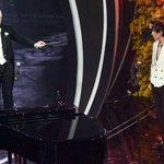 Image for the Tweet beginning: #Sanremo2020, all'asta il brano modificato