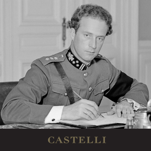 2020 on this day weekly fact is the 23rd February: The coronation of King Leopold III of Belgium takes place 1934 (Source: Castelli 2020 corporate diary, Castelli corporate diaries feature facts for every day)    #FactFriday #WeeklyFact #Diary #Notebook