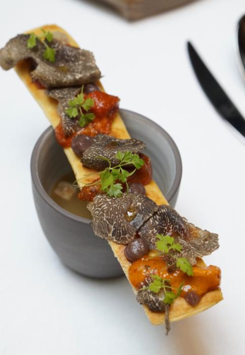 #Restaurantes   @CeboRestaurant. Saboreando como nunca la Joya del Bosque.  #Gastronomía #TrufaNegra